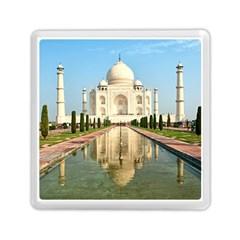 Taj Mahal Memory Card Reader (square)  by trendistuff