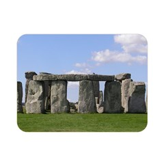 Stonehenge Double Sided Flano Blanket (mini)  by trendistuff
