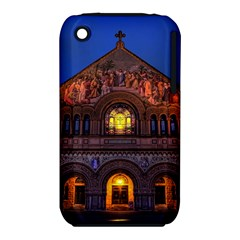 Stanford Chruch Apple Iphone 3g/3gs Hardshell Case (pc+silicone) by trendistuff
