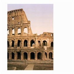 ROME COLOSSEUM Small Garden Flag (Two Sides) by trendistuff