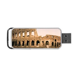 Rome Colosseum Portable Usb Flash (two Sides) by trendistuff