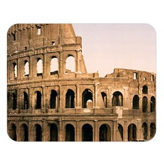 Rome Colosseum Double Sided Flano Blanket (large)  by trendistuff