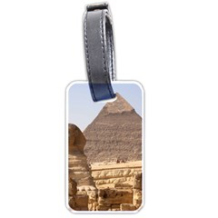 Pyramid Egypt Luggage Tags (two Sides) by trendistuff