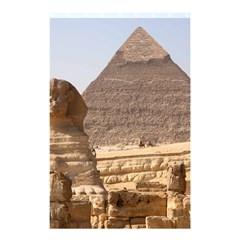 Pyramid Egypt Shower Curtain 48  X 72  (small)  by trendistuff