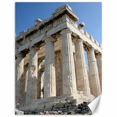 Parthenon Canvas 12  X 16   by trendistuff