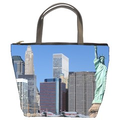 Ny Liberty 2 Bucket Bags by trendistuff