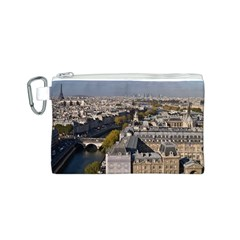 Notre Dame Canvas Cosmetic Bag (s) by trendistuff