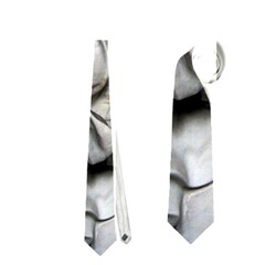 LINCOLN MEMORIAL Neckties (Two Side)  by trendistuff
