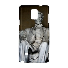LINCOLN MEMORIAL Samsung Galaxy Note 4 Hardshell Case by trendistuff