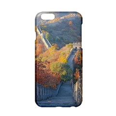 GREAT WALL OF CHINA 1 Apple iPhone 6/6S Hardshell Case by trendistuff