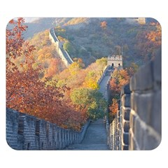 GREAT WALL OF CHINA 1 Double Sided Flano Blanket (Small)  by trendistuff