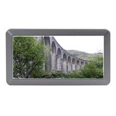 Glenfinnan Viaduct 2 Memory Card Reader (mini) by trendistuff