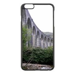 Glenfinnan Viaduct 2 Apple Iphone 6 Plus/6s Plus Black Enamel Case by trendistuff