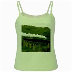 Glenfinnan Viaduct 1 Green Spaghetti Tanks by trendistuff