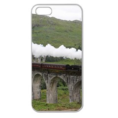 Glenfinnan Viaduct 1 Apple Seamless Iphone 5 Case (clear) by trendistuff