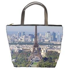 Eiffel Tower 2 Bucket Bags by trendistuff