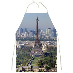 Eiffel Tower 2 Full Print Aprons by trendistuff