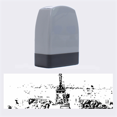 Eiffel Tower 2 Name Stamps by trendistuff