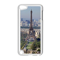 Eiffel Tower 2 Apple Ipod Touch 5 Case (white) by trendistuff