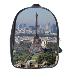 Eiffel Tower 2 School Bags (xl)  by trendistuff