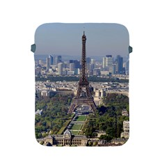 Eiffel Tower 2 Apple Ipad 2/3/4 Protective Soft Cases by trendistuff