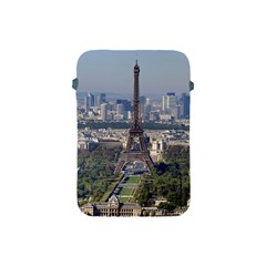 Eiffel Tower 2 Apple Ipad Mini Protective Soft Cases by trendistuff
