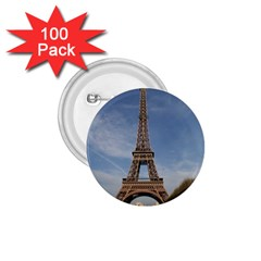 Eiffel Tower 1 75  Buttons (100 Pack)  by trendistuff