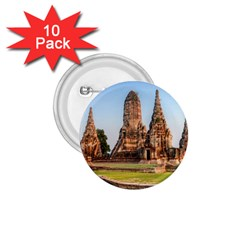 Chaiwatthanaram 1 75  Buttons (10 Pack) by trendistuff