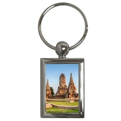 Chaiwatthanaram Key Chains (rectangle)  by trendistuff
