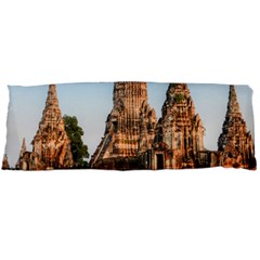 Chaiwatthanaram Body Pillow Cases (dakimakura)  by trendistuff