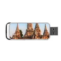 Chaiwatthanaram Portable Usb Flash (two Sides) by trendistuff