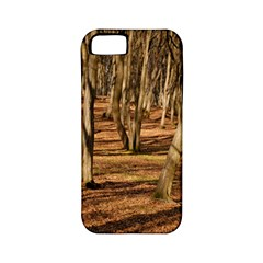 Wood Shadows Apple Iphone 5 Classic Hardshell Case (pc+silicone) by trendistuff