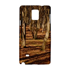 Wood Shadows Samsung Galaxy Note 4 Hardshell Case