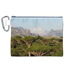 Socotra, Yemen Canvas Cosmetic Bag (xl)  by trendistuff
