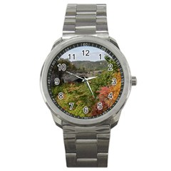 Natural Arch Sport Metal Watches by trendistuff