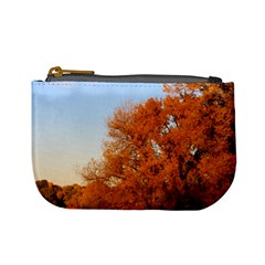 Beautiful Autumn Day Mini Coin Purses by trendistuff