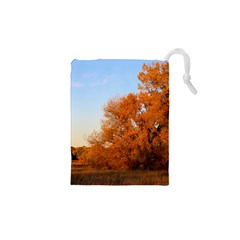 Beautiful Autumn Day Drawstring Pouches (xs)