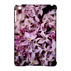PURPLE LILACS Apple iPad Mini Hardshell Case (Compatible with Smart Cover) by trendistuff