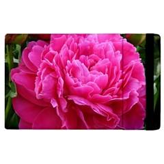 Paeonia Eleanor Apple Ipad 3/4 Flip Case by trendistuff