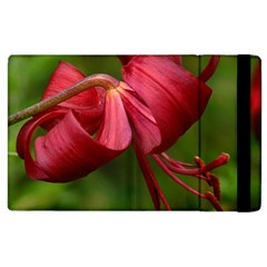 Lilium Red Velvet Apple Ipad 3/4 Flip Case by trendistuff