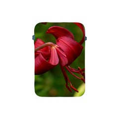 Lilium Red Velvet Apple Ipad Mini Protective Soft Cases by trendistuff