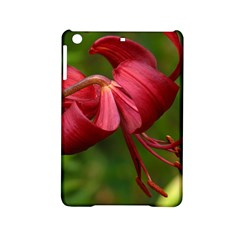Lilium Red Velvet Ipad Mini 2 Hardshell Cases by trendistuff