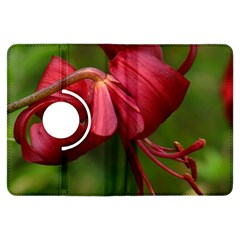 Lilium Red Velvet Kindle Fire Hdx Flip 360 Case by trendistuff
