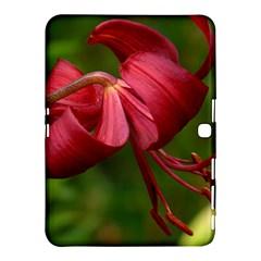 Lilium Red Velvet Samsung Galaxy Tab 4 (10 1 ) Hardshell Case  by trendistuff