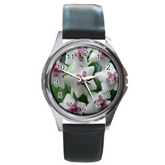 HOYABELLA Round Metal Watches by trendistuff