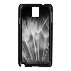 Dandelion Samsung Galaxy Note 3 N9005 Case (black) by trendistuff