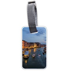 Venice Canal Luggage Tags (two Sides) by trendistuff