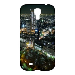Tokyo Night Samsung Galaxy S4 I9500/i9505 Hardshell Case by trendistuff