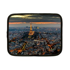 Paris From Above Netbook Case (small)  by trendistuff