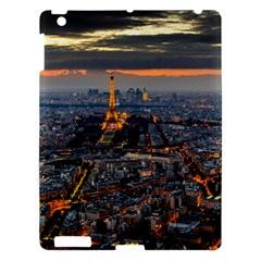 Paris From Above Apple Ipad 3/4 Hardshell Case by trendistuff